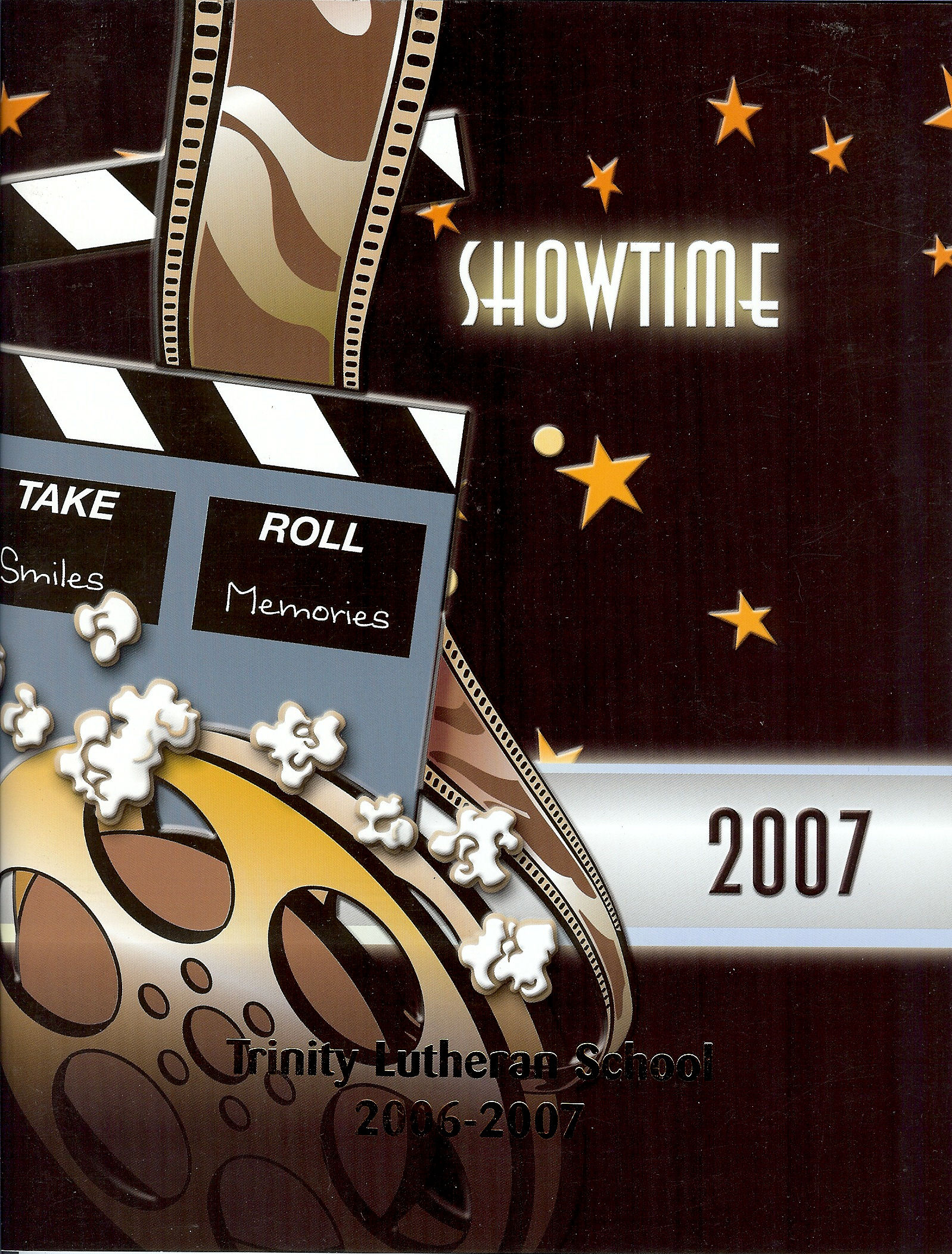 06-07 Yearbook Cover