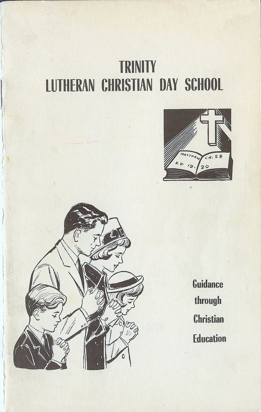 65-66 Yearbook Cover