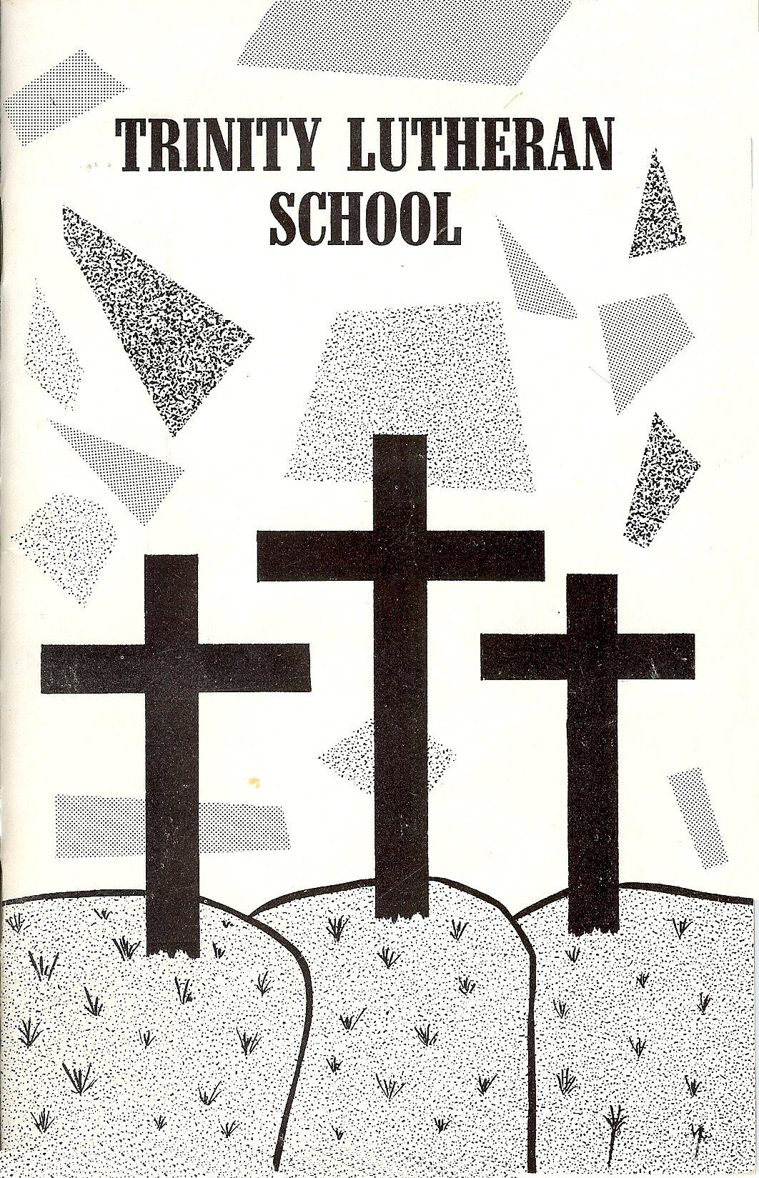 66-67 Yearbook Cover