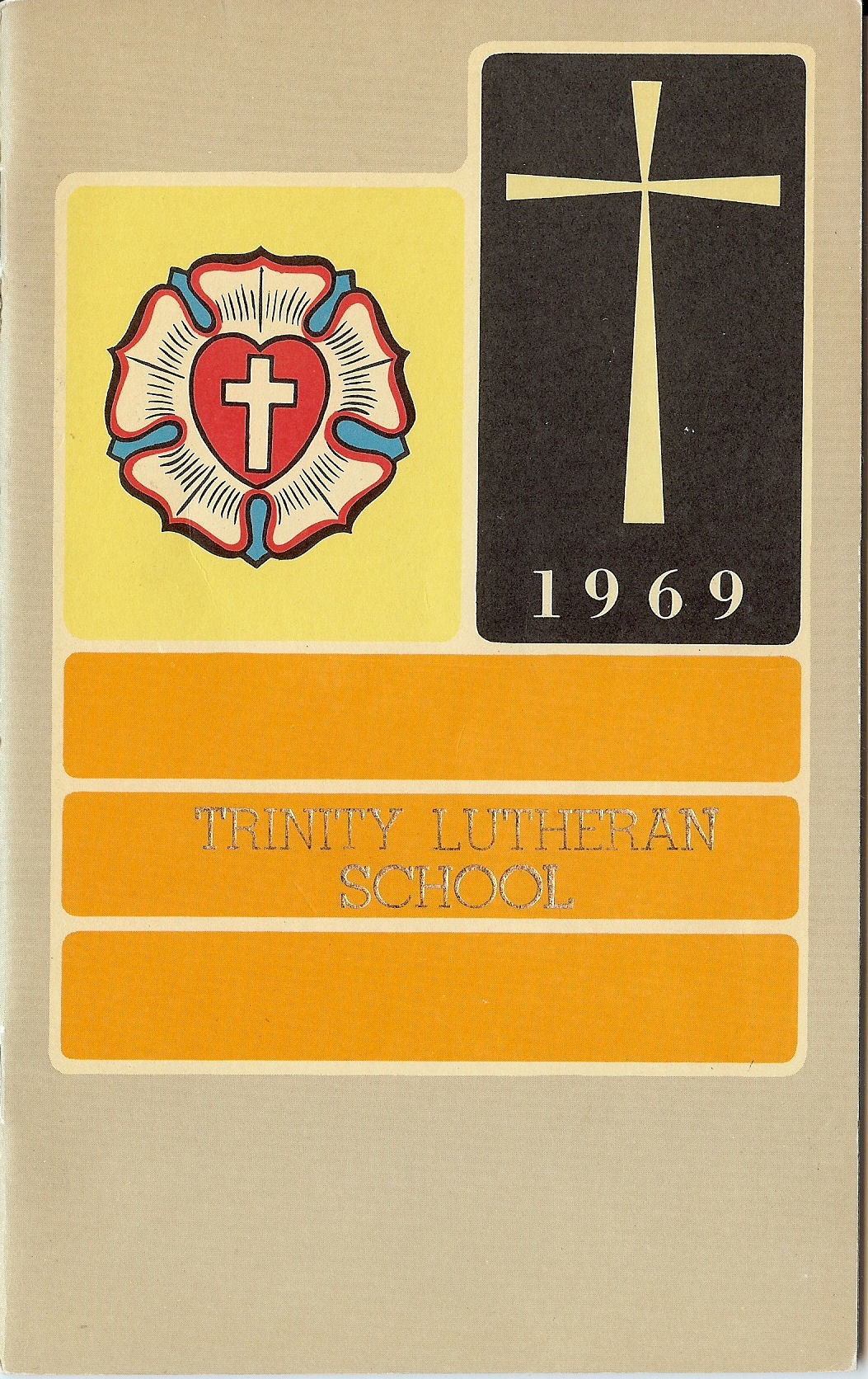 68-69 Yearbook Cover
