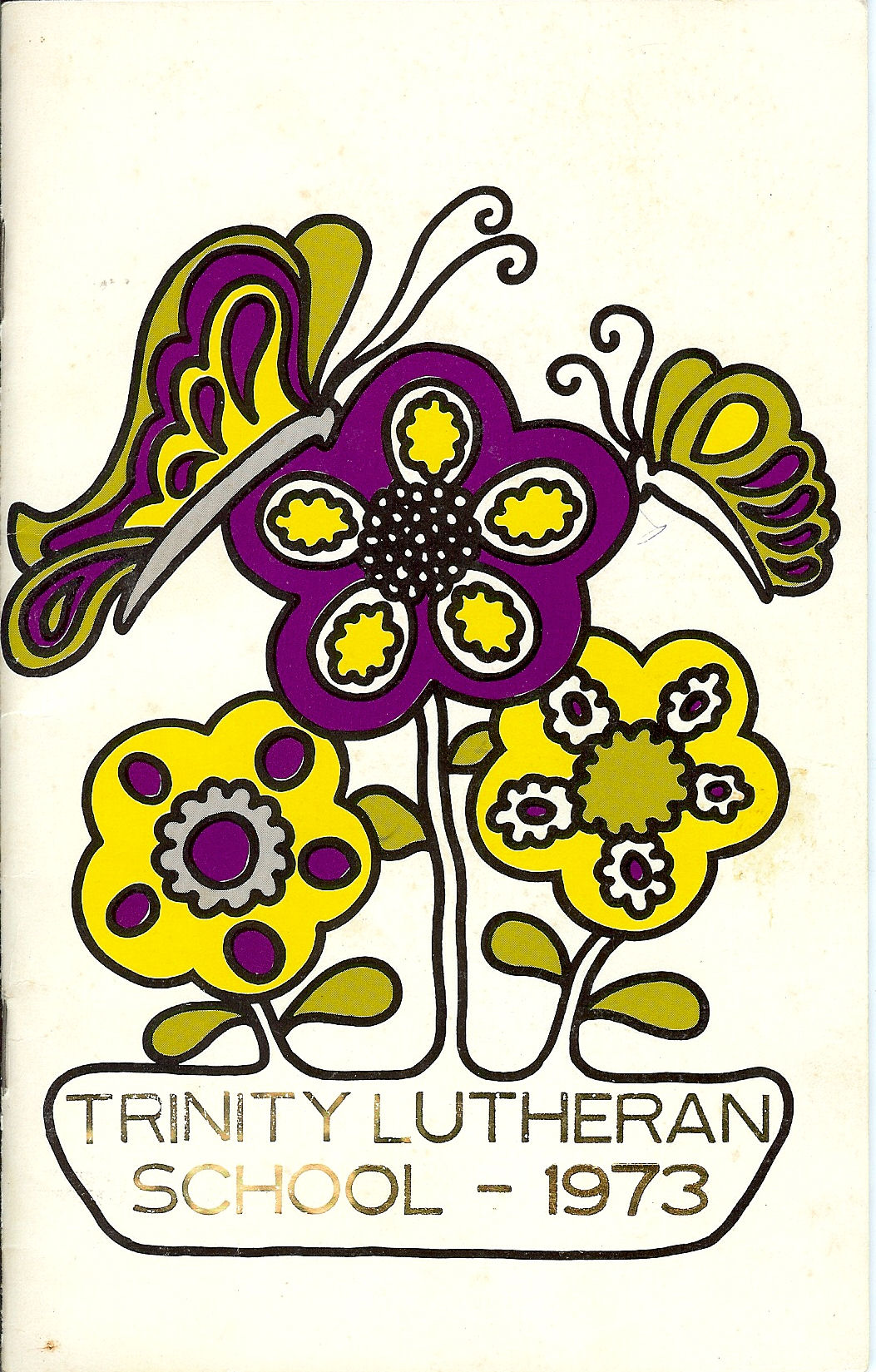 72-73 Yearbook Cover