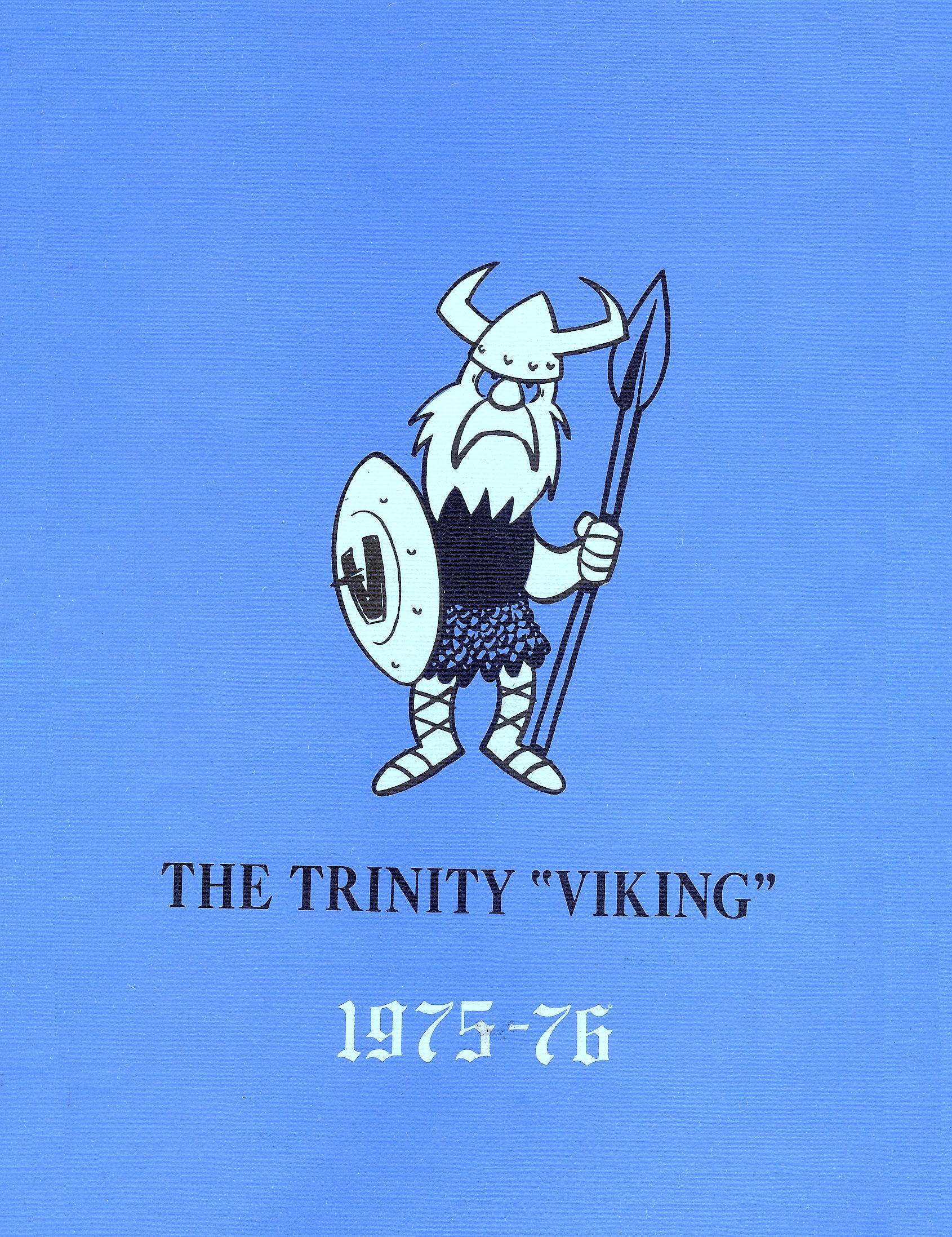 75-76 Yearbook Cover