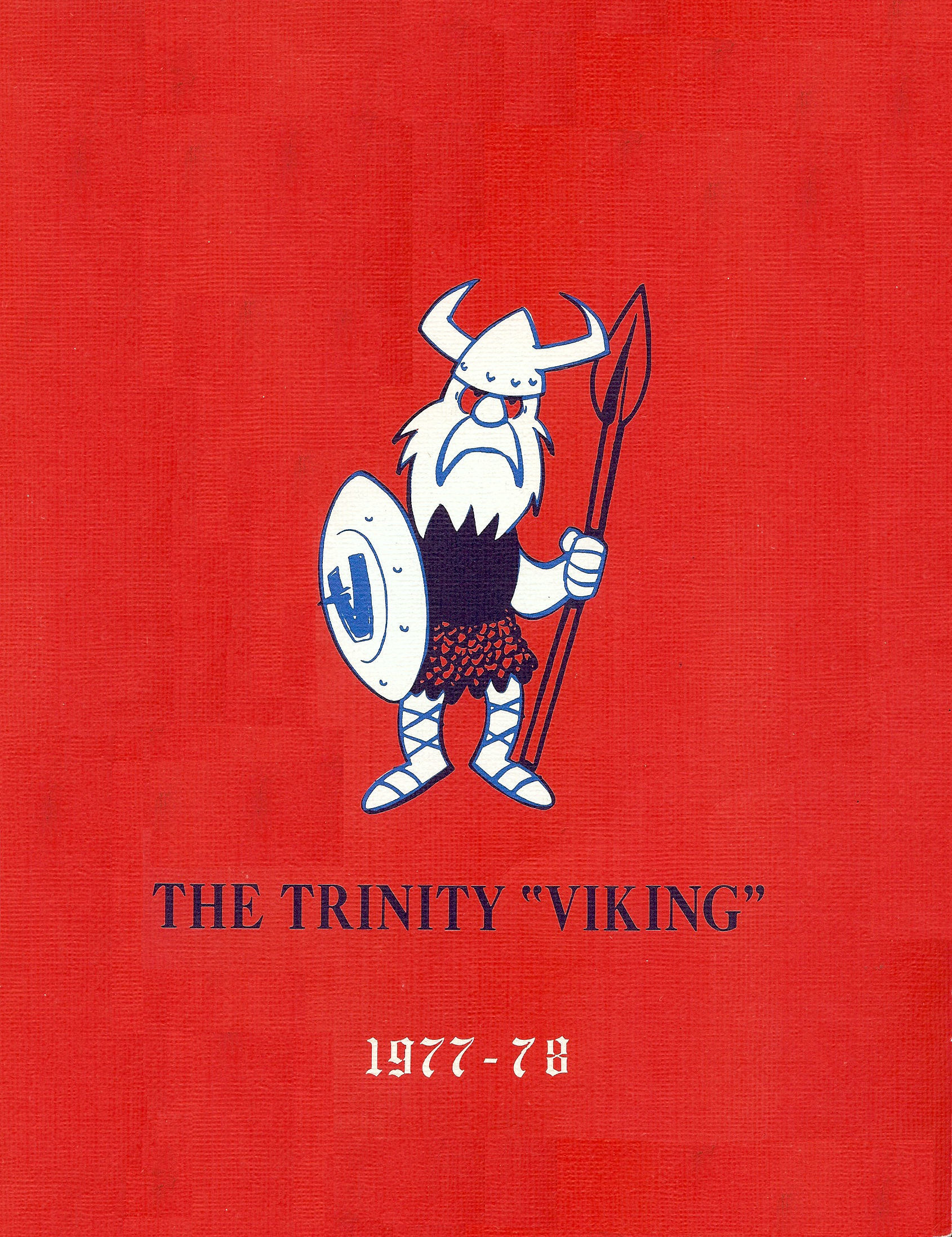 77-78 Yearbook Cover