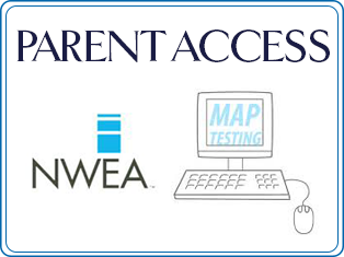 MAP NWEA button