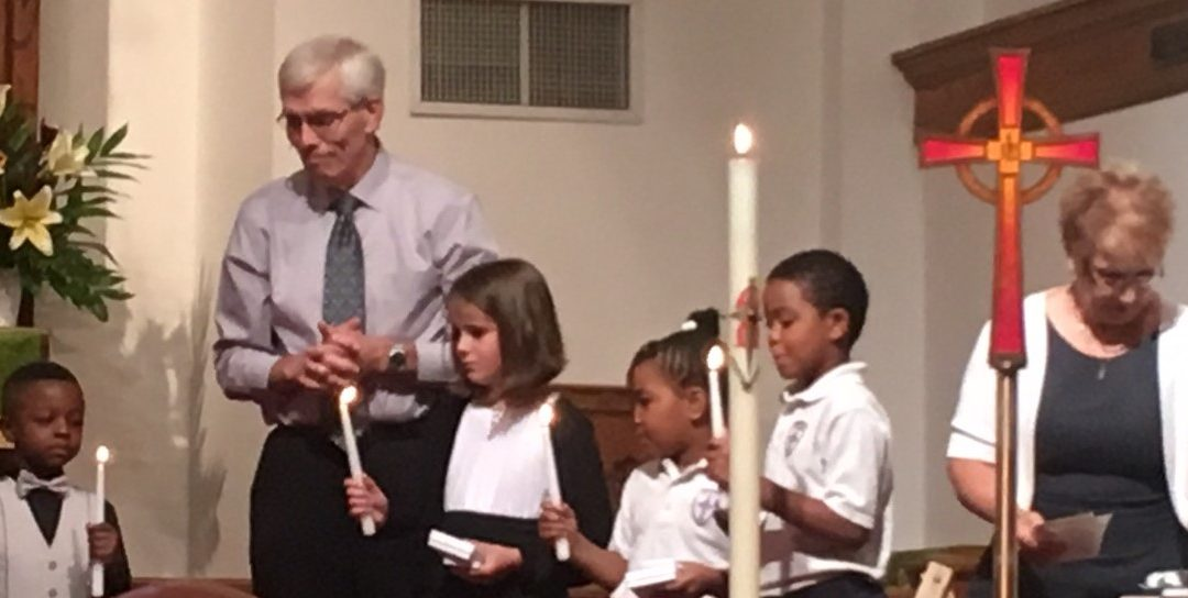 Water Fuels the Fire – Baptism Blessings