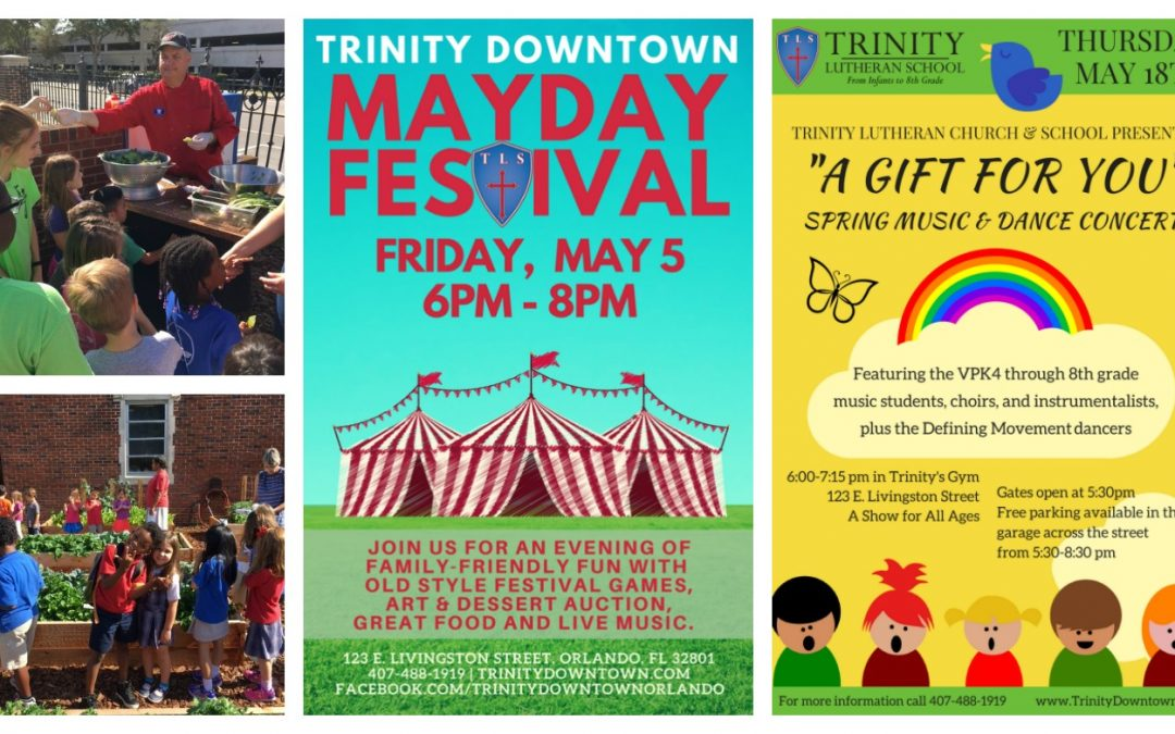 What's Happening at Trinity?