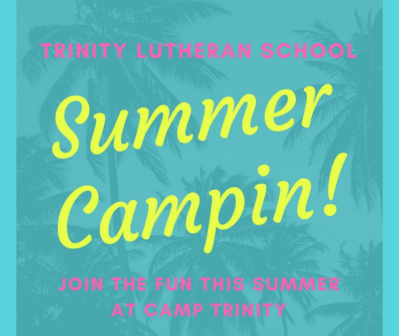 Summer Campin'