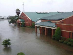 Lutheran South Academy Hurricane Harvey