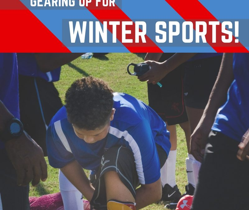 Gearing Up For Winter Sports