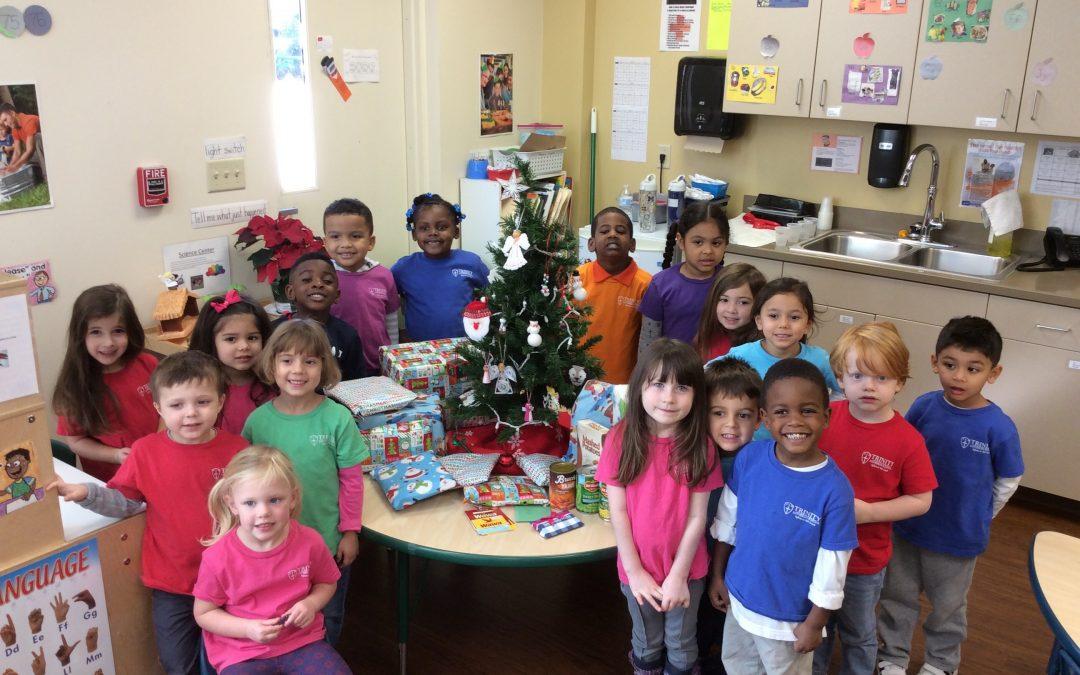 Trinity Shares Christmas 2017