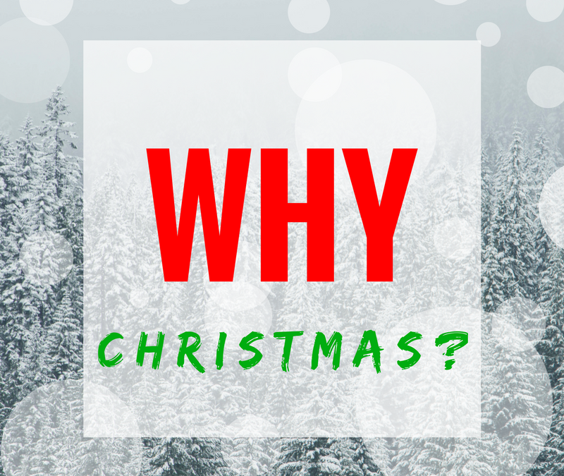 "Chapel Worship Answers the Question:  ""Why Christmas?"""