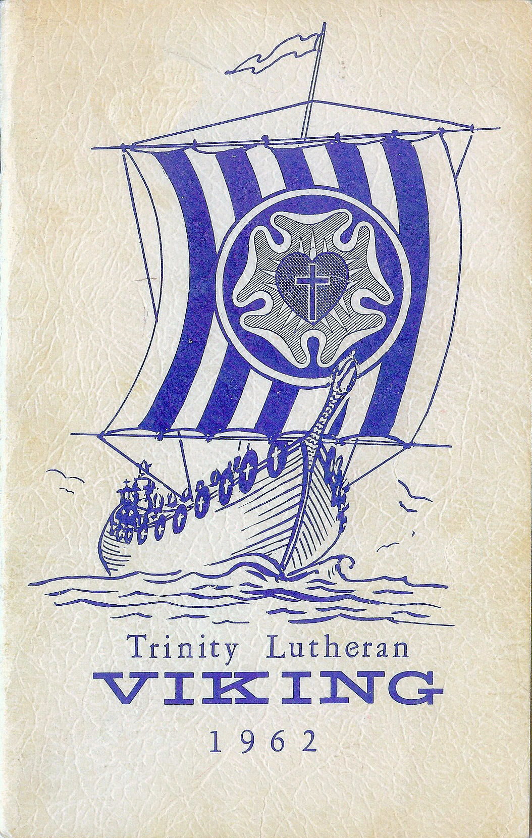61-62 Yearbook Cover