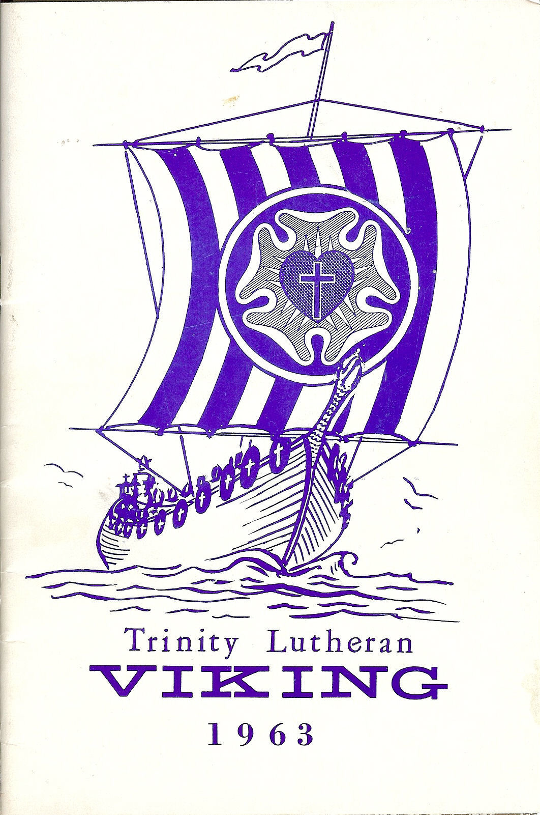 62-63 Yearbook Cover