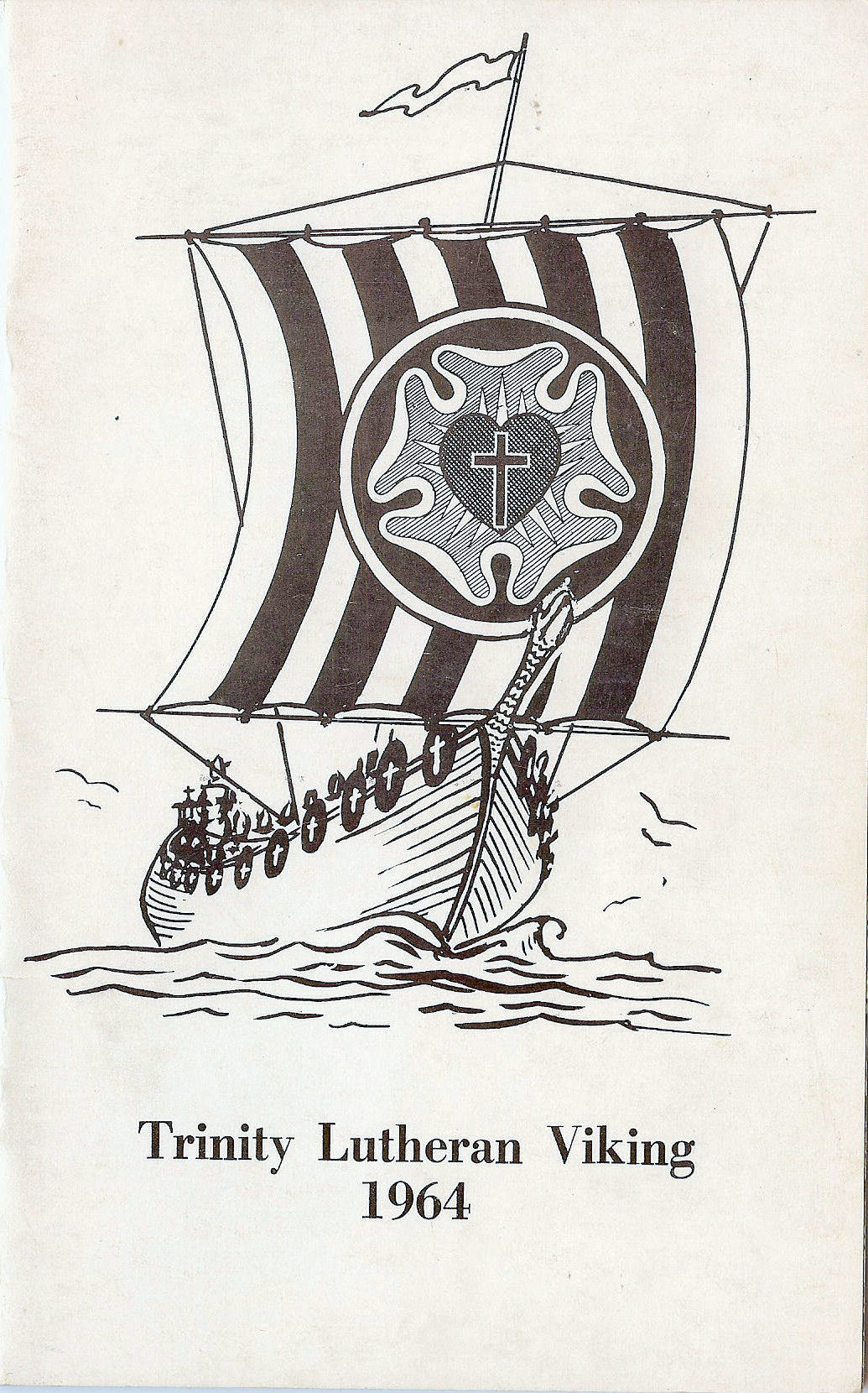 63-64 Yearbook Cover