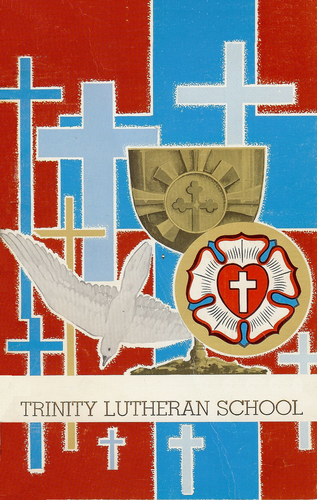 67-68 Yearbook Cover