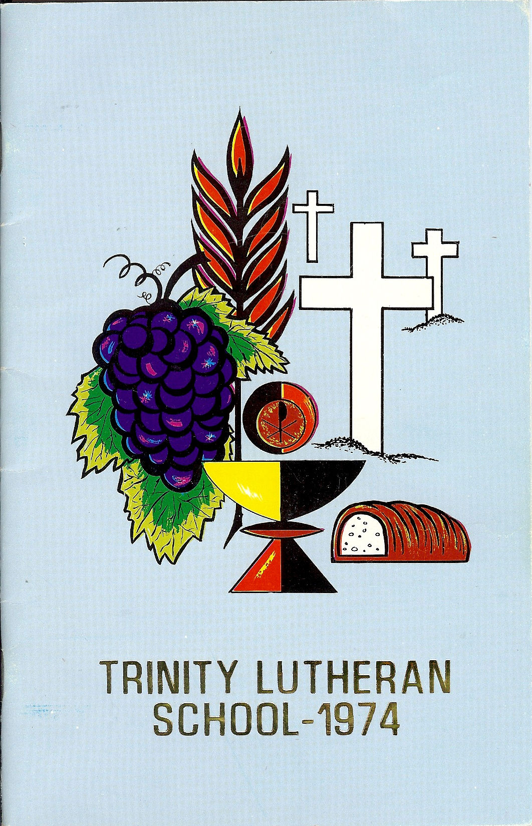 73-74 Yearbook Cover