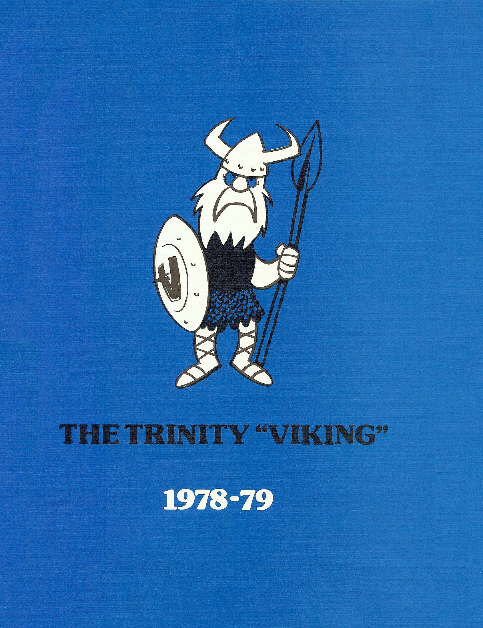 78-79 Yearbook Cover