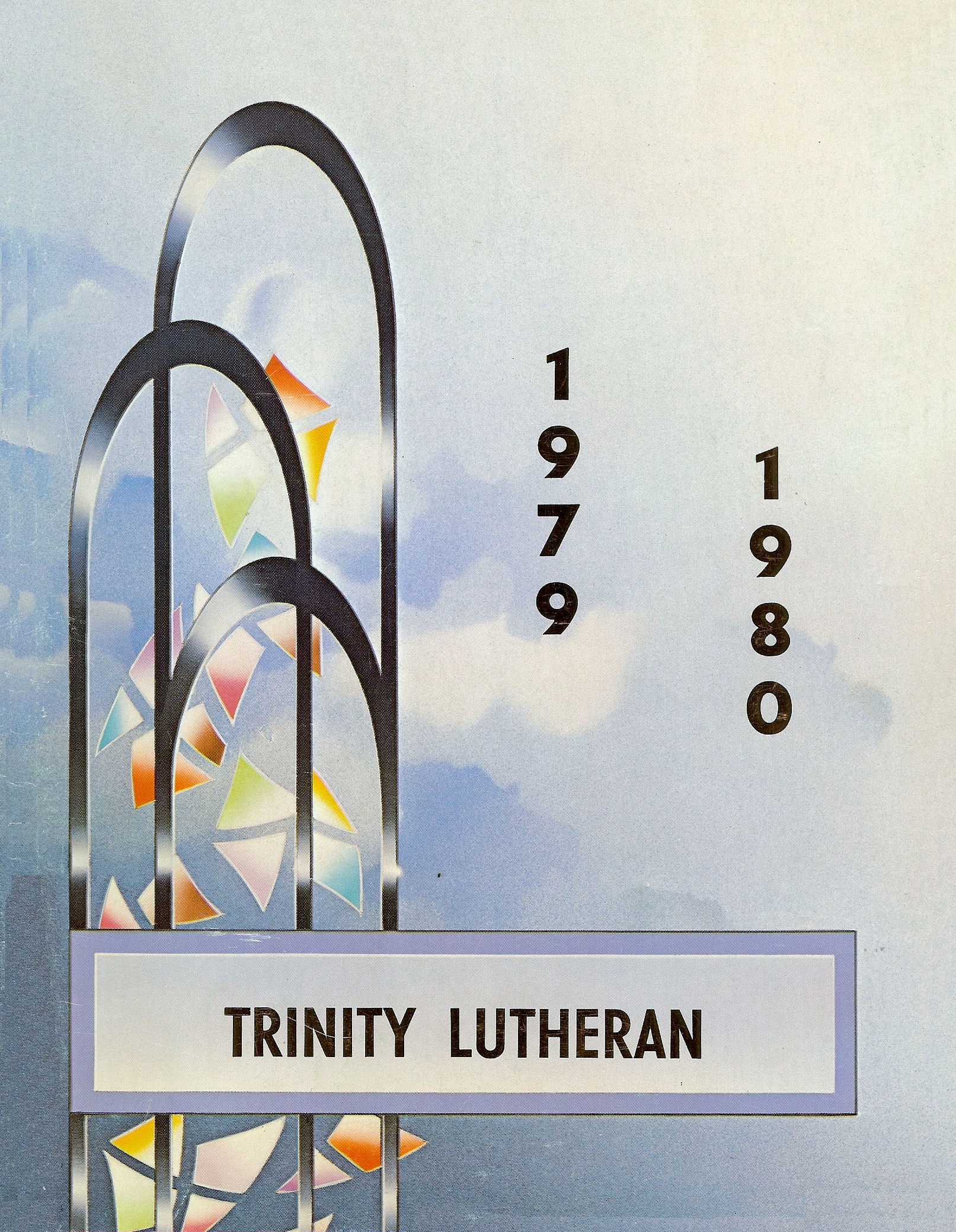 79 - 80 Yearbook Cover