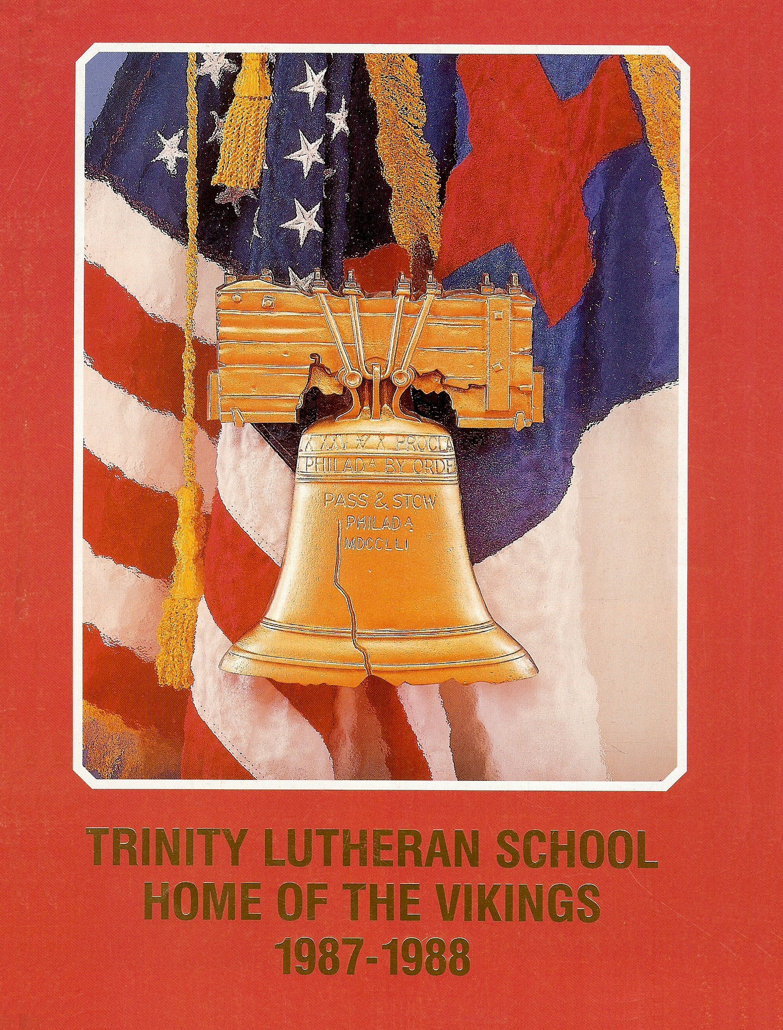 87-88 Yearbook Cover
