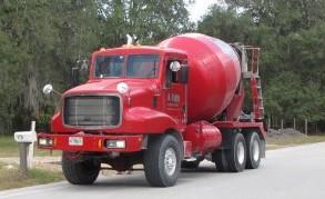 A1 - Cement Truck