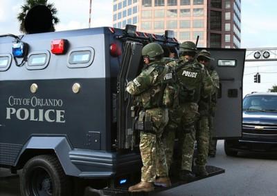 City of Orlando (Swat) - Vehicle Photo #1 (1)