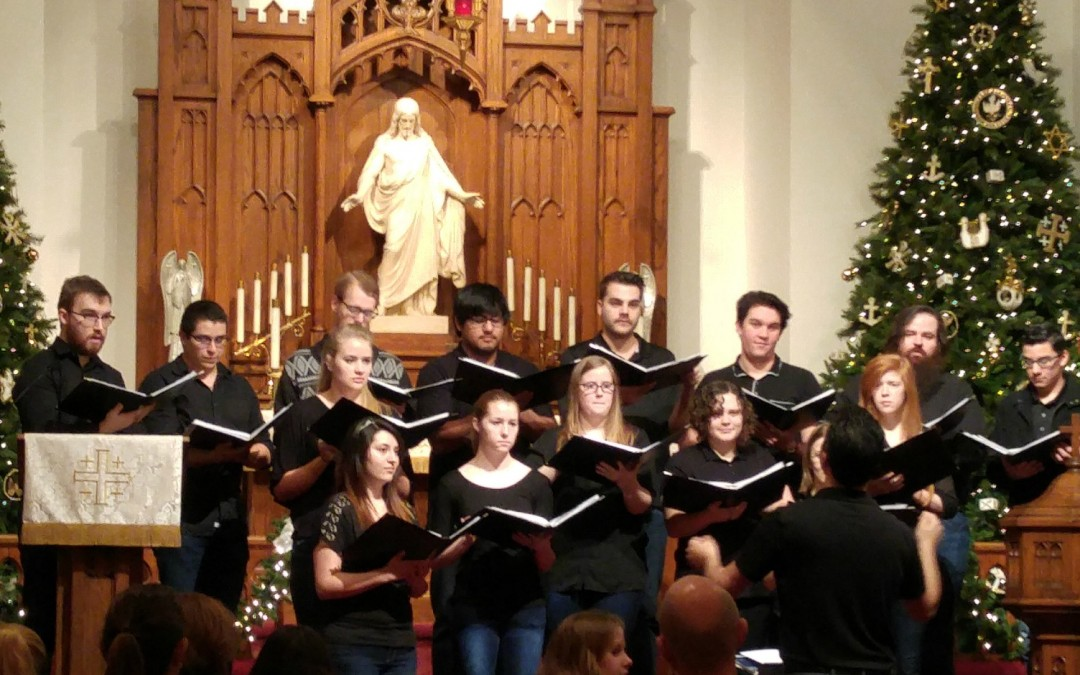 Concordia Choir Concert