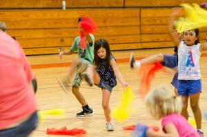 summer camp clown school