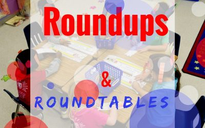 Round Ups and Round Tables on January 23