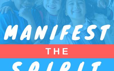 Manifesting the Spirit: Trinity Lutheran School Week 2018
