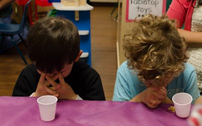 VPK Reenacts the Last Supper
