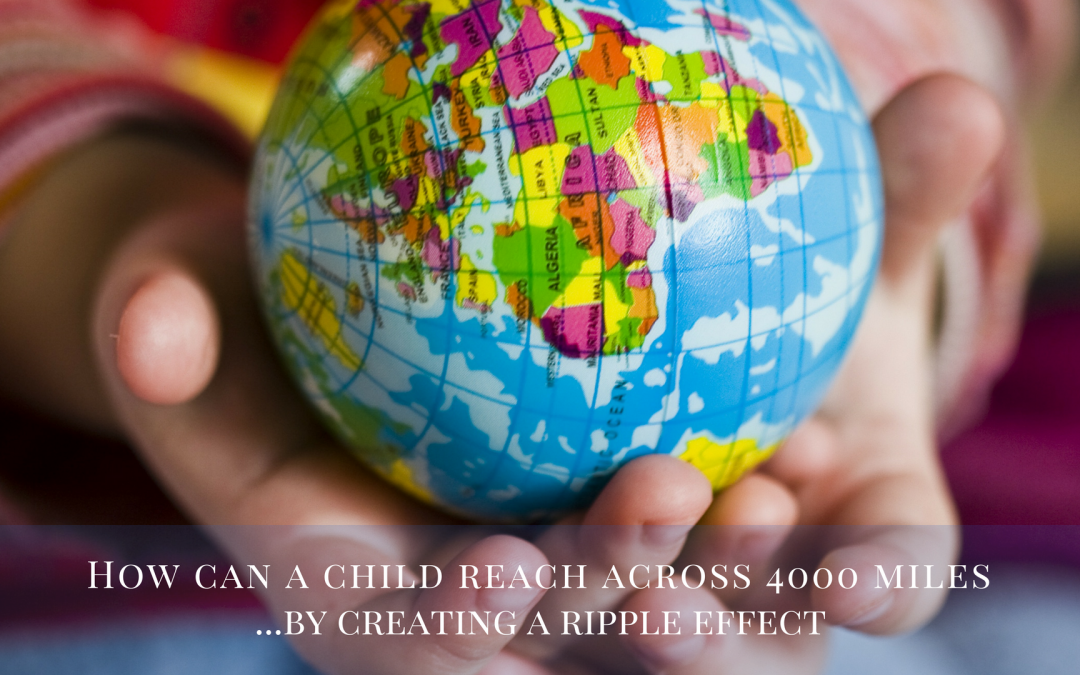 Acts of Kindness Create a Ripple Effect